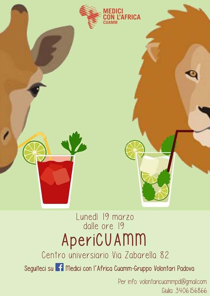 locandina AperiCUAMM